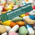 Empresa de coleta de medicamentos vencido