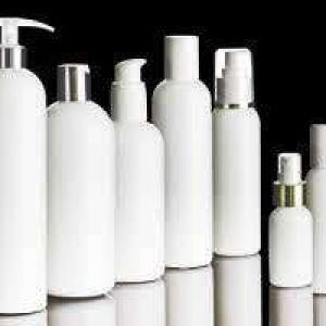 Coleta frascos perfume