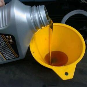 Coleta de resíduos de óleo