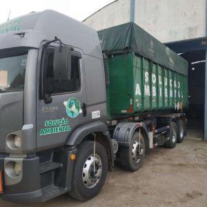 Empresa de coleta de resíduos sólidos