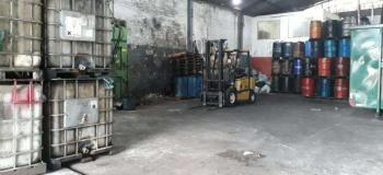 Coleta de resíduos classe 1