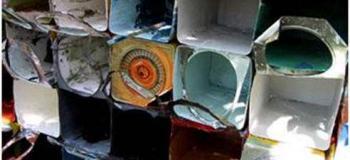 Coleta de resíduos de tintas