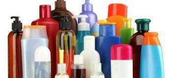 Descarte de embalagem de perfume