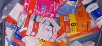 Descarte de medicamento vencidos farmácias