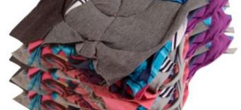 Descarte de resíduos têxteis
