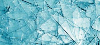 Destinação de vidros