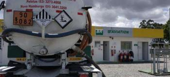 Transporte de resíduos líquidos